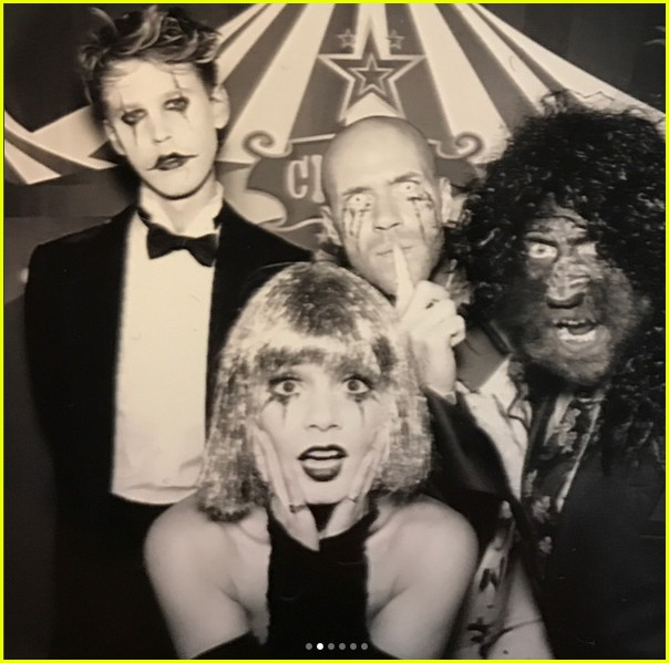 vanessa hudgens hosted a freak show halloween party 073979890