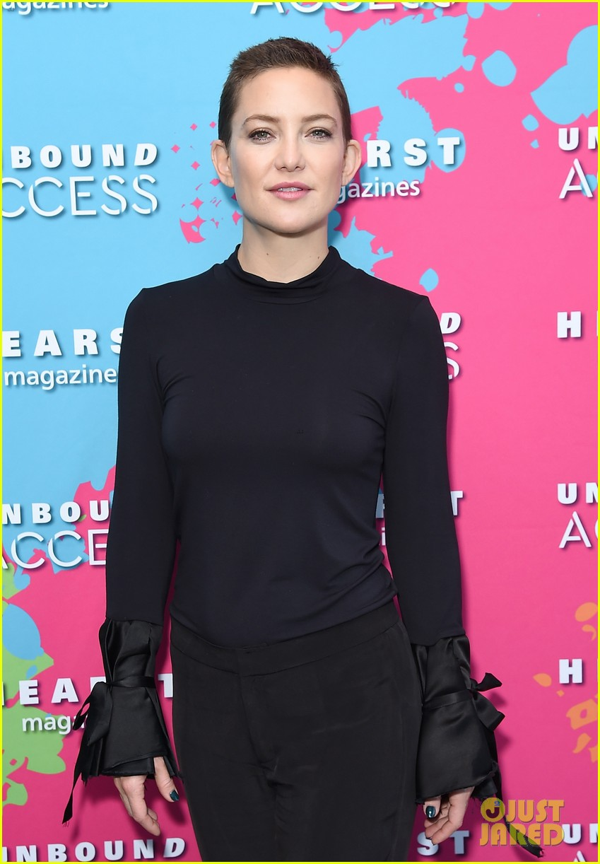kate hudson promotes fabletics at hearst mags unbound access 013973918