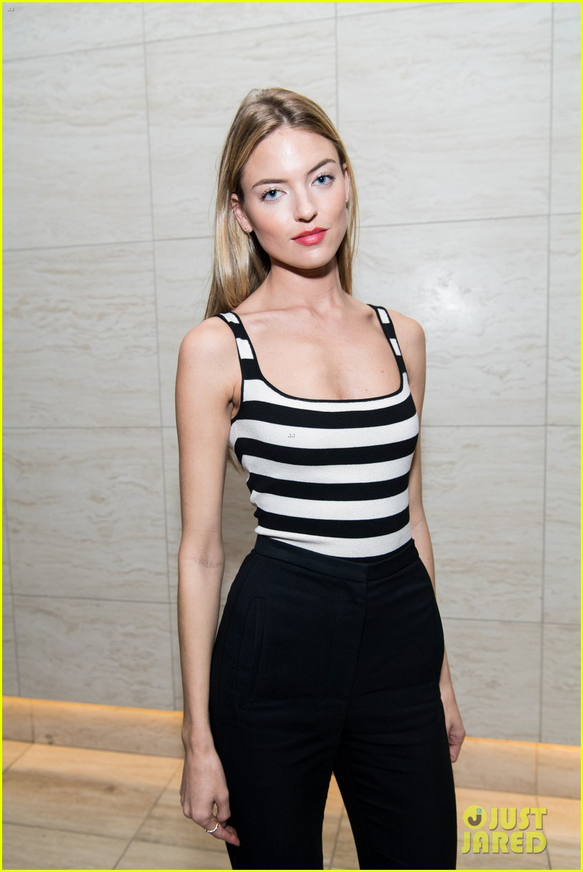 Martha Hunt Helps Launch New Thor Inspired Jewelry Collection