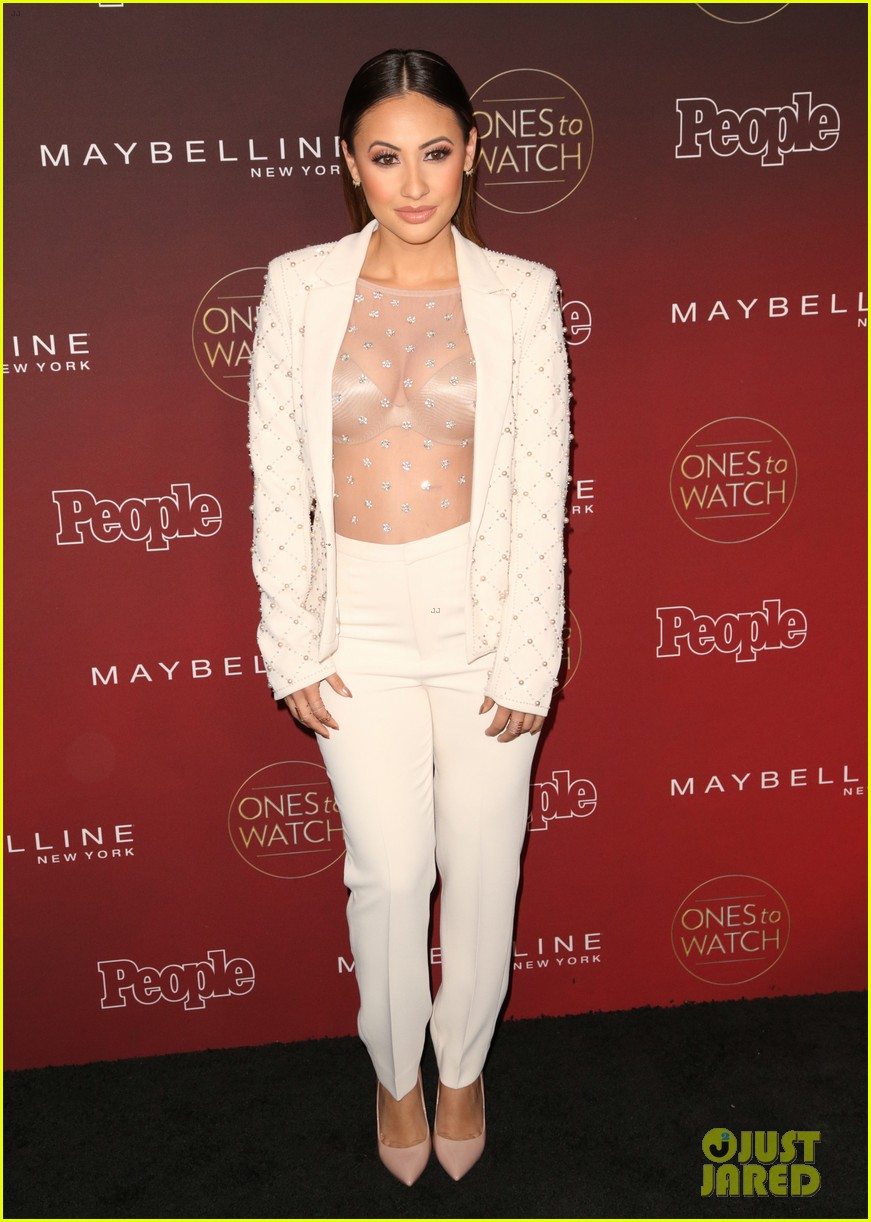 paris jackson julia michaels sasha pieterse more step out for people mags ones to watch party 013968340