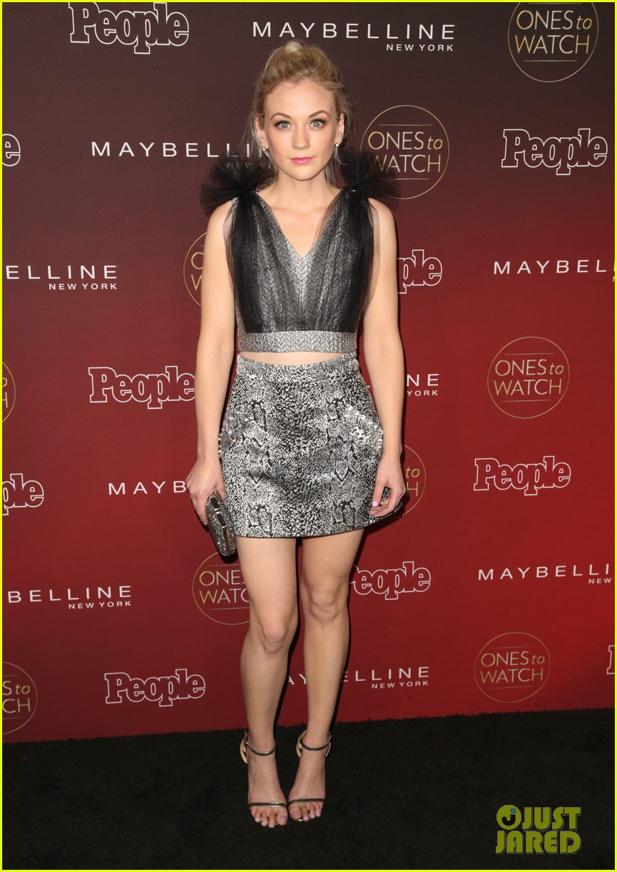 paris jackson julia michaels sasha pieterse more step out for people mags ones to watch party 133968363