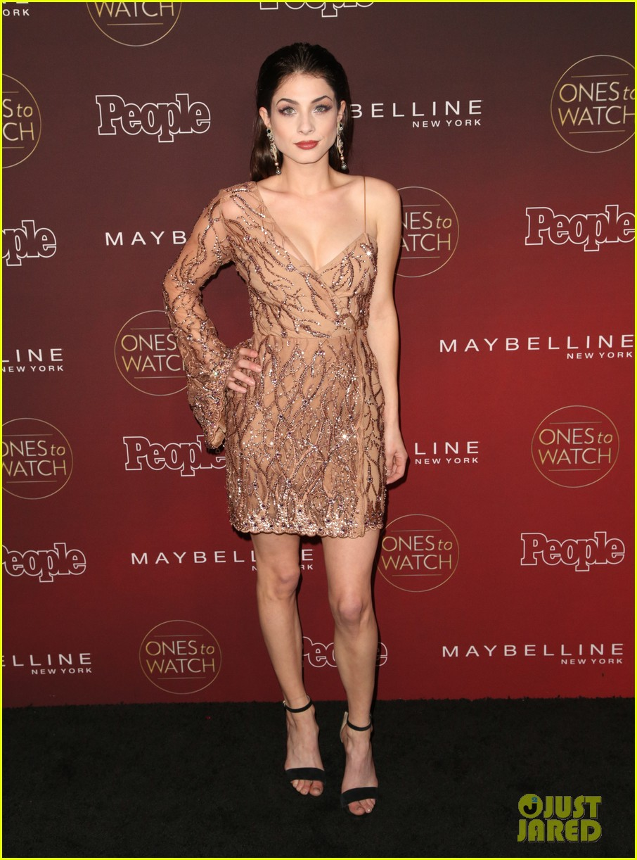 paris jackson julia michaels sasha pieterse more step out for people mags ones to watch party 303968380