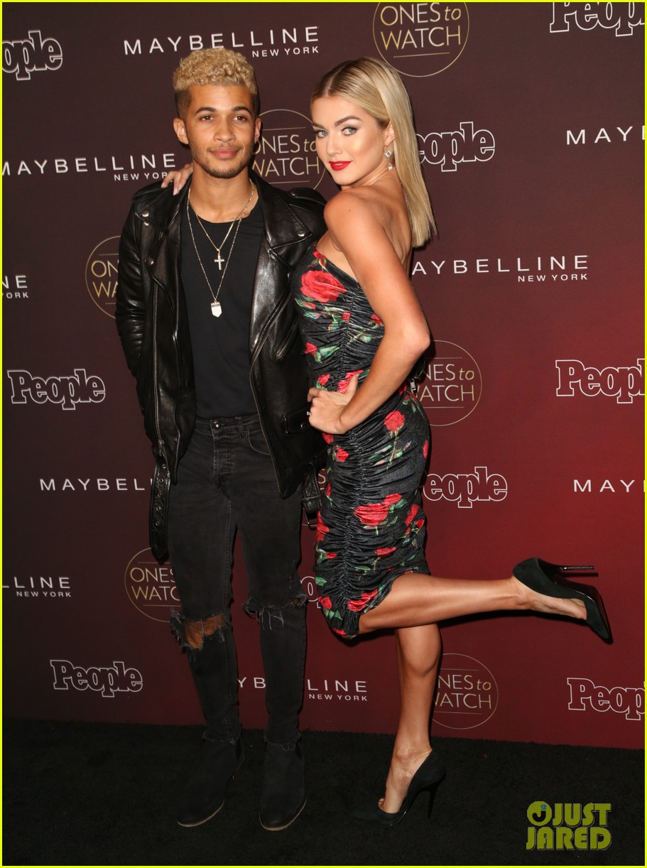 paris jackson julia michaels sasha pieterse more step out for people mags ones to watch party 423968392