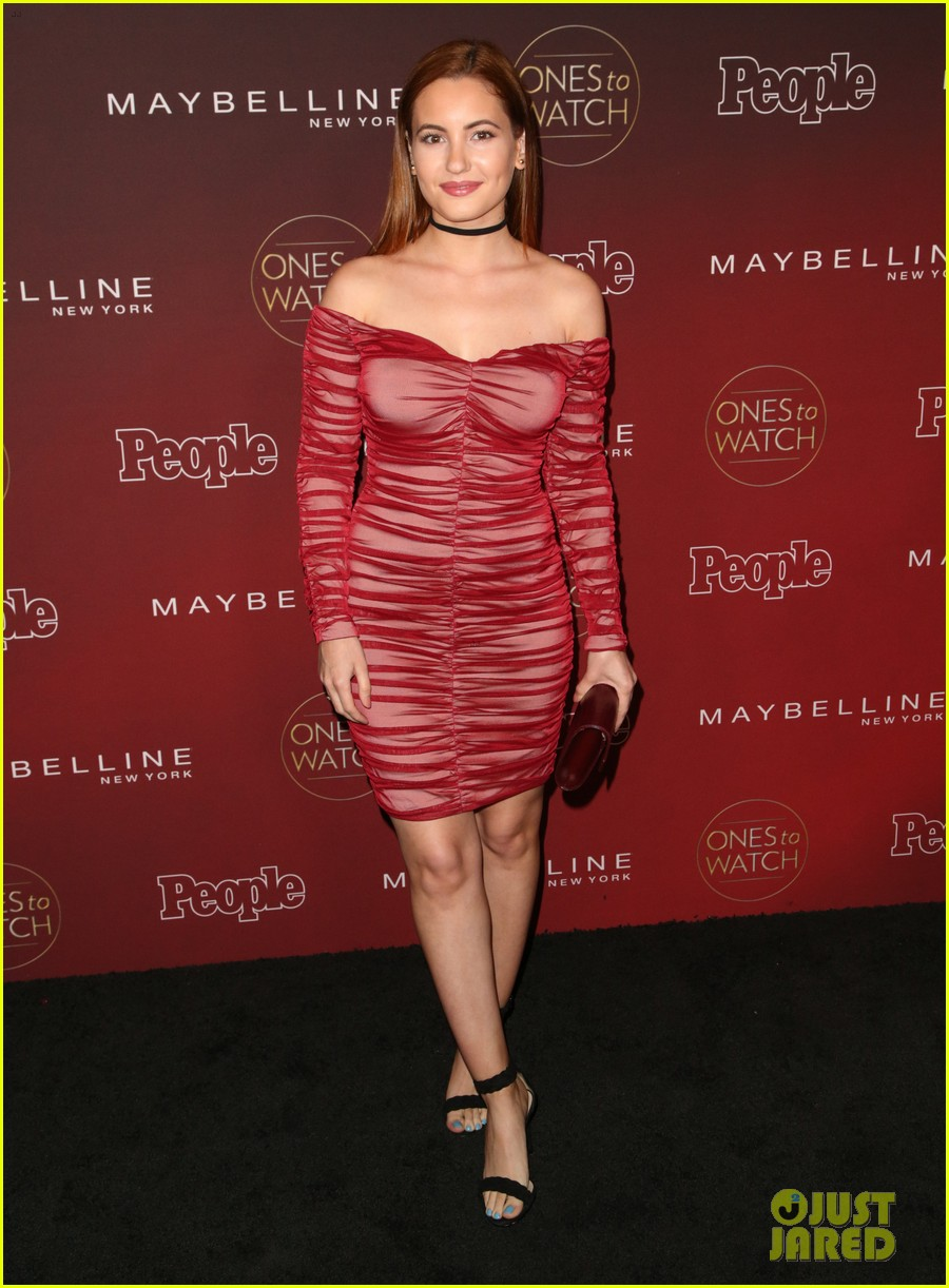 paris jackson julia michaels sasha pieterse more step out for people mags ones to watch party 473968397