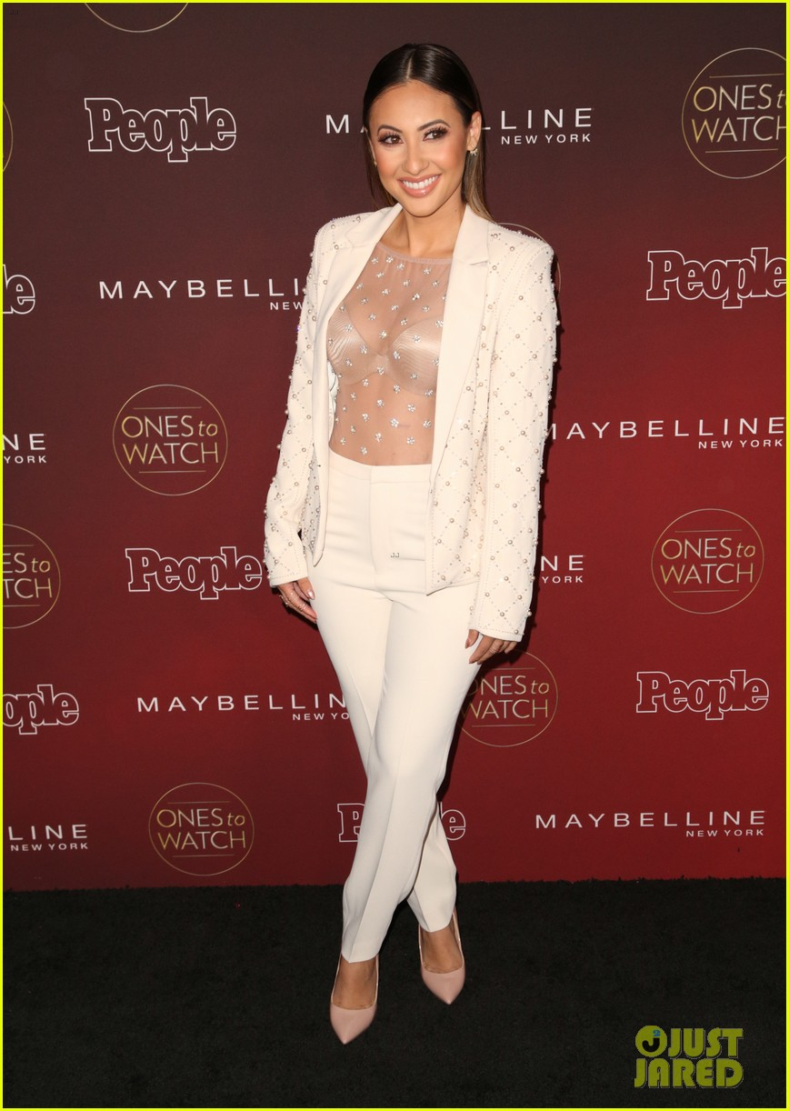 paris jackson julia michaels sasha pieterse more step out for people mags ones to watch party 563968406
