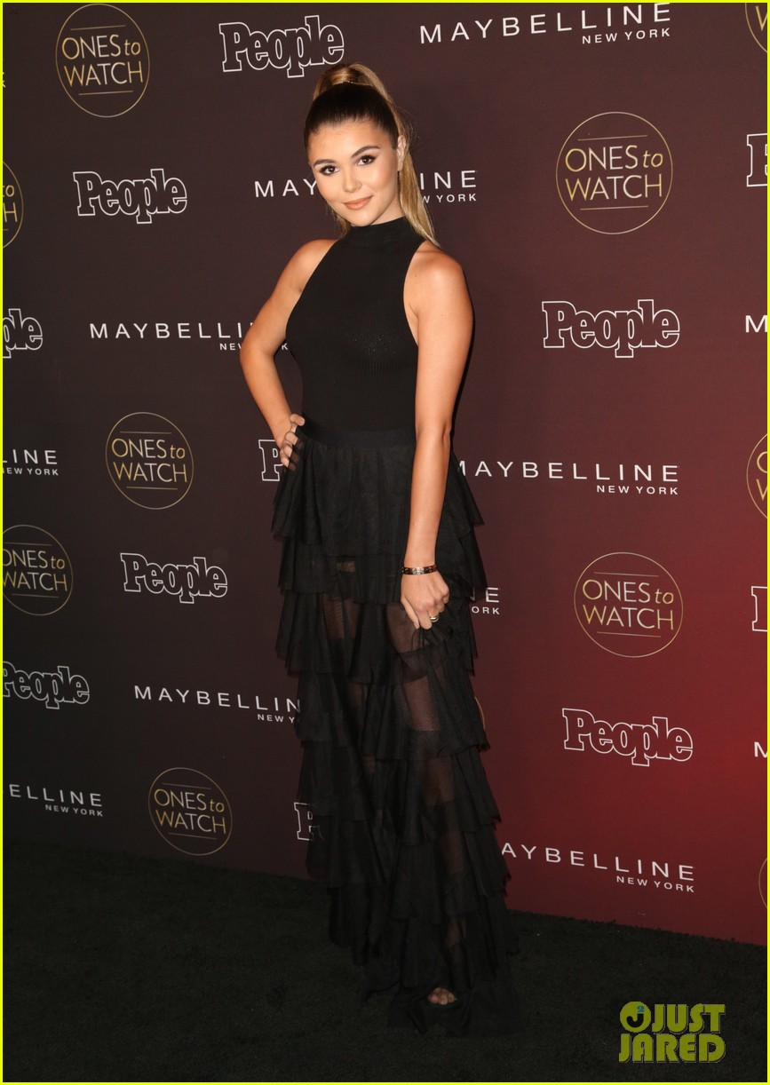 paris jackson julia michaels sasha pieterse more step out for people mags ones to watch party 583968408