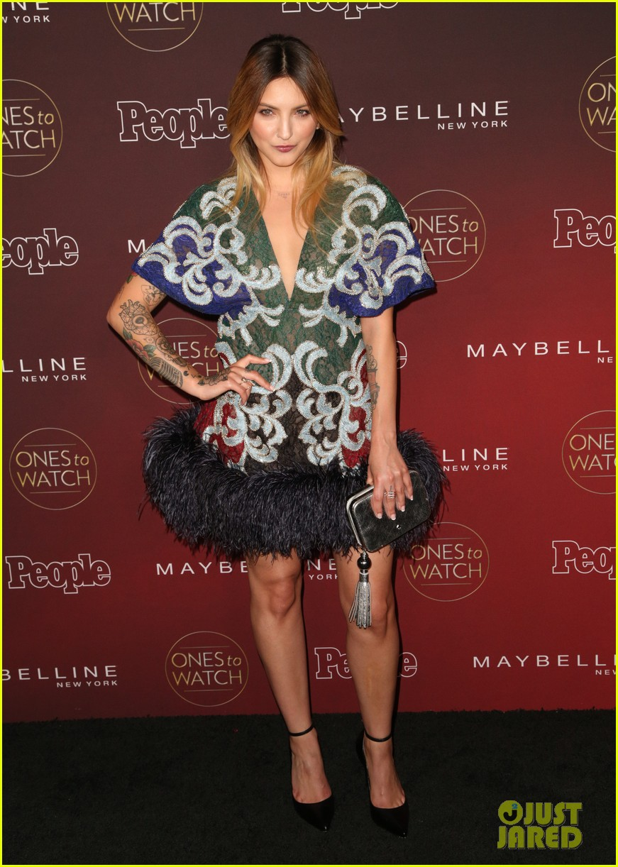 paris jackson julia michaels sasha pieterse more step out for people mags ones to watch party 623968412