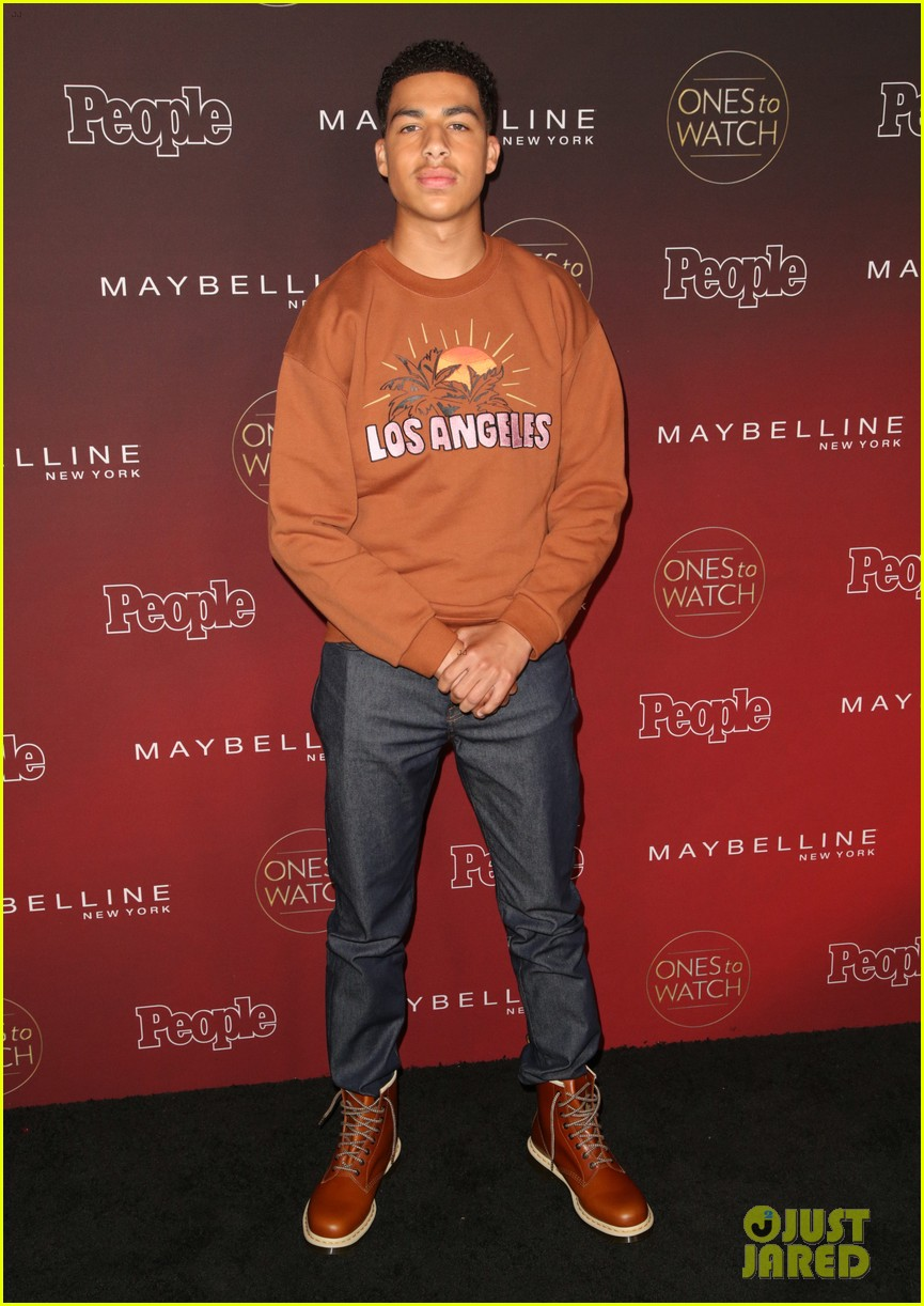 paris jackson julia michaels sasha pieterse more step out for people mags ones to watch party 633968413