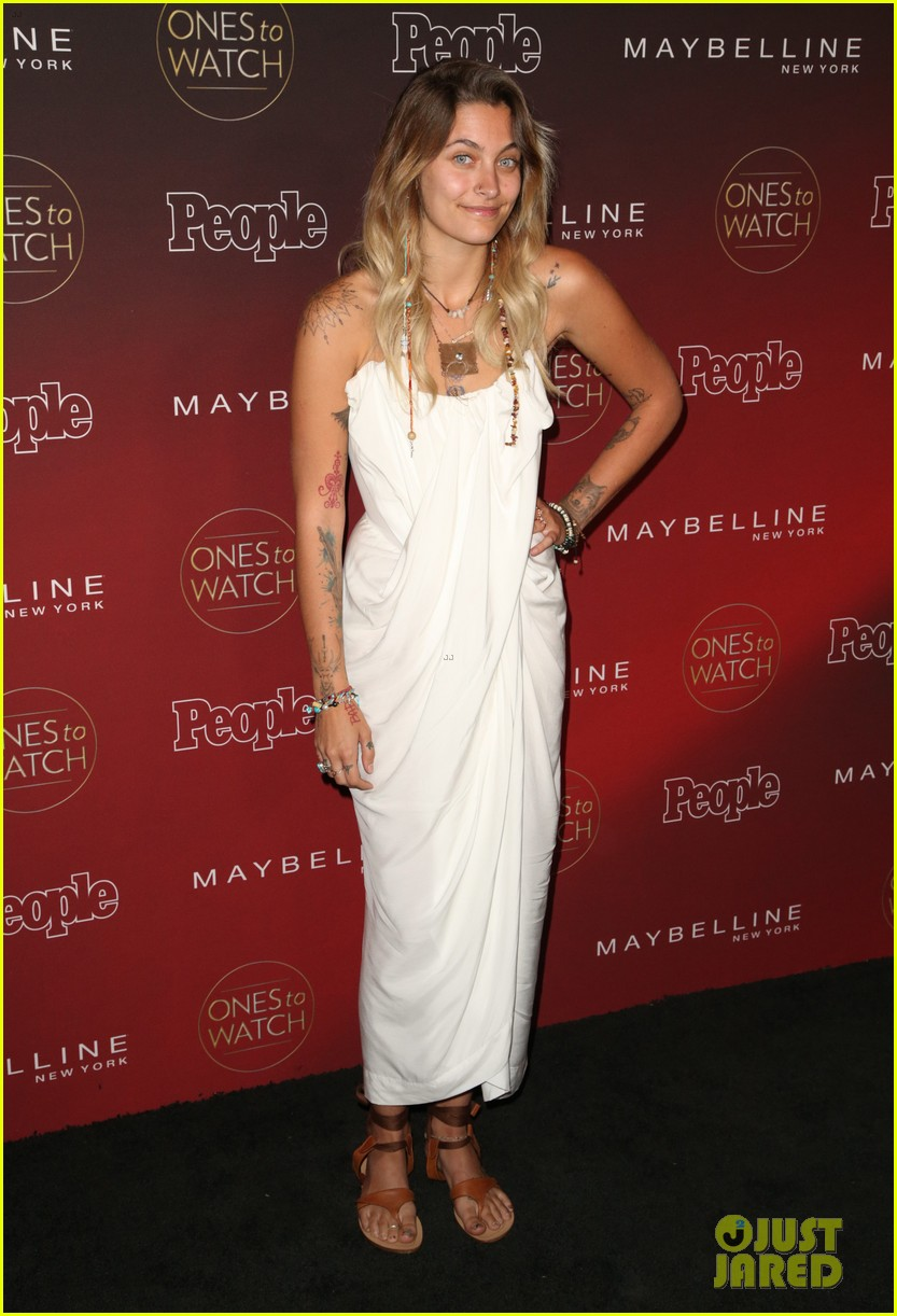 paris jackson julia michaels sasha pieterse more step out for people mags ones to watch party 663968416