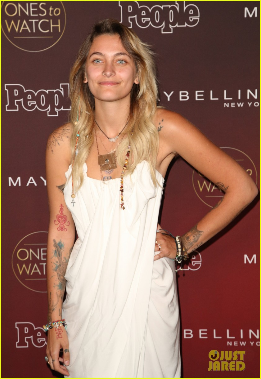 paris jackson julia michaels sasha pieterse more step out for people mags ones to watch party 683968418