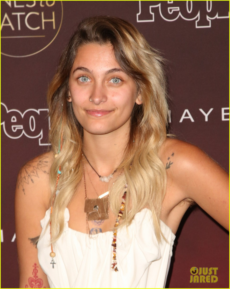 paris jackson julia michaels sasha pieterse more step out for people mags ones to watch party 703968420