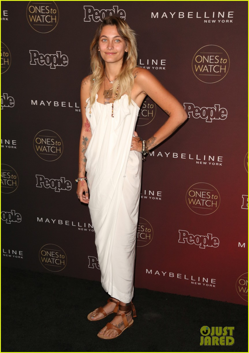 paris jackson julia michaels sasha pieterse more step out for people mags ones to watch party 713968421