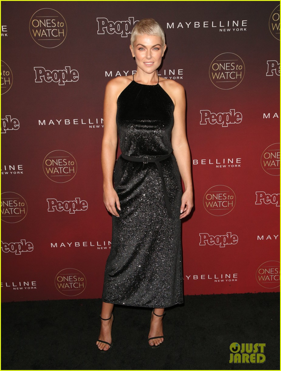 paris jackson julia michaels sasha pieterse more step out for people mags ones to watch party 723968422