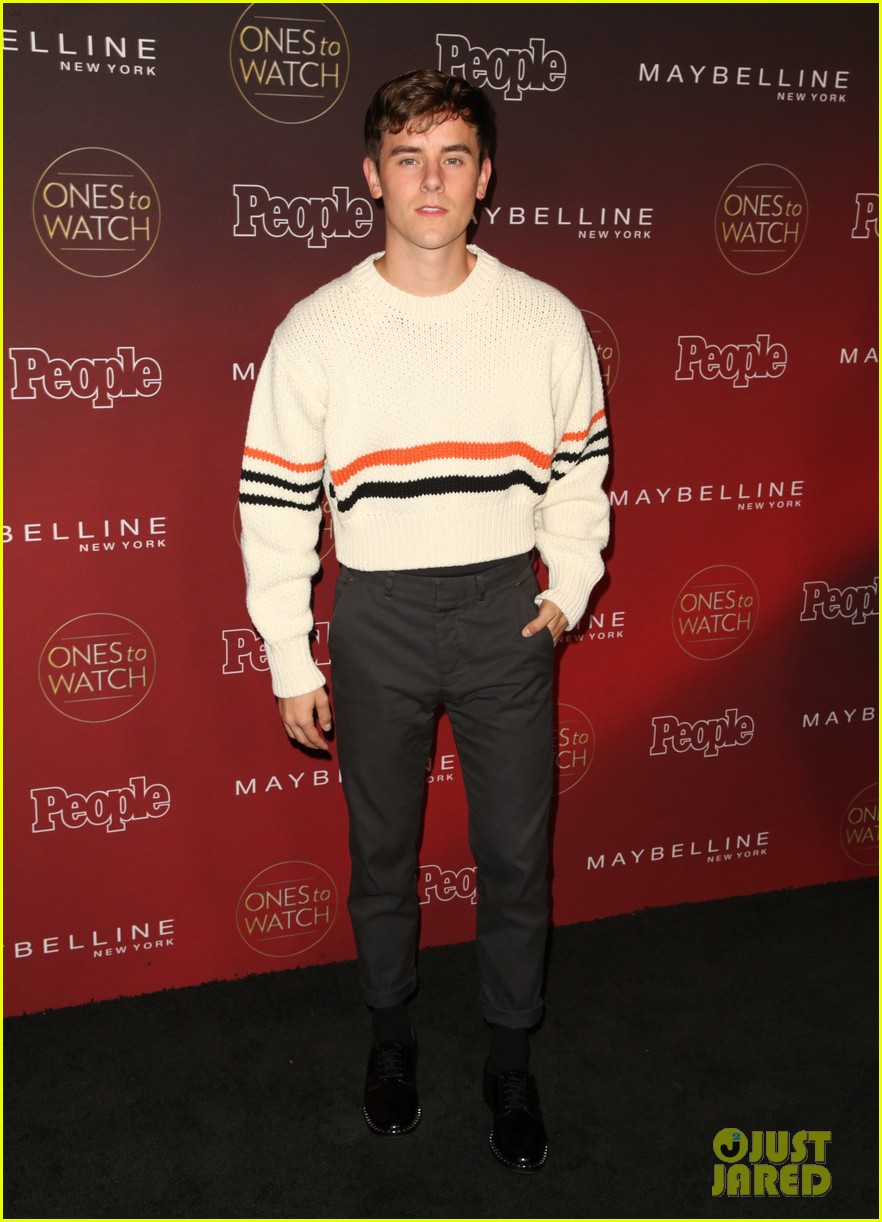 paris jackson julia michaels sasha pieterse more step out for people mags ones to watch party 763968426