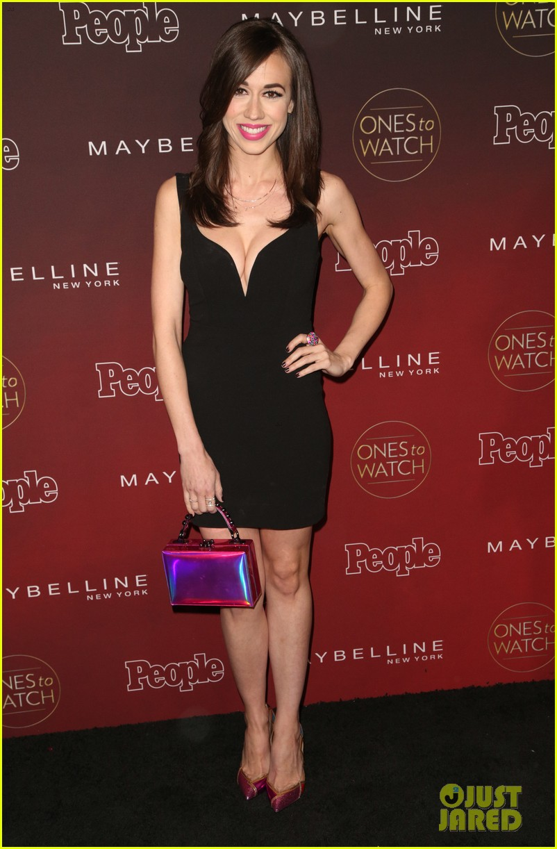 paris jackson julia michaels sasha pieterse more step out for people mags ones to watch party 923968442