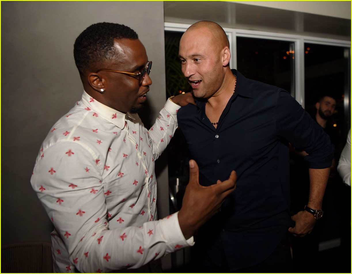 derek jeter welcomed to miami with star studded party hosted by diddy 01.3972136