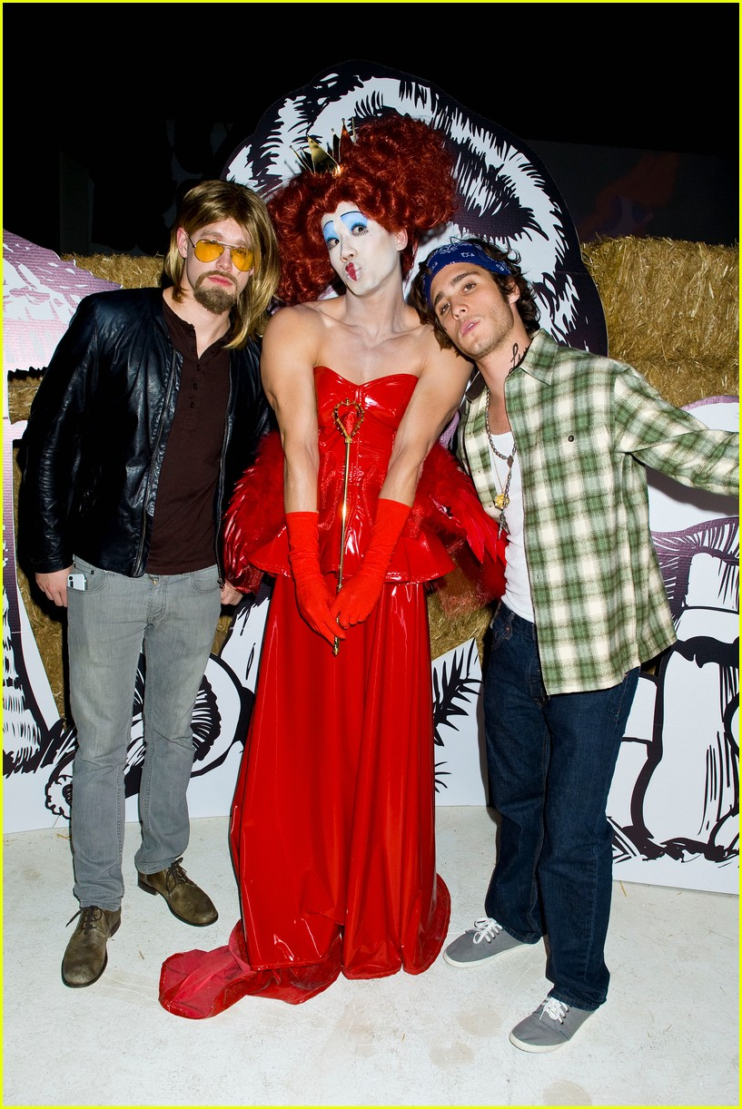 just jared halloween party 2012 093966816