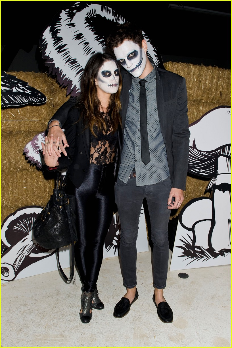 just jared halloween party 2012 363966843