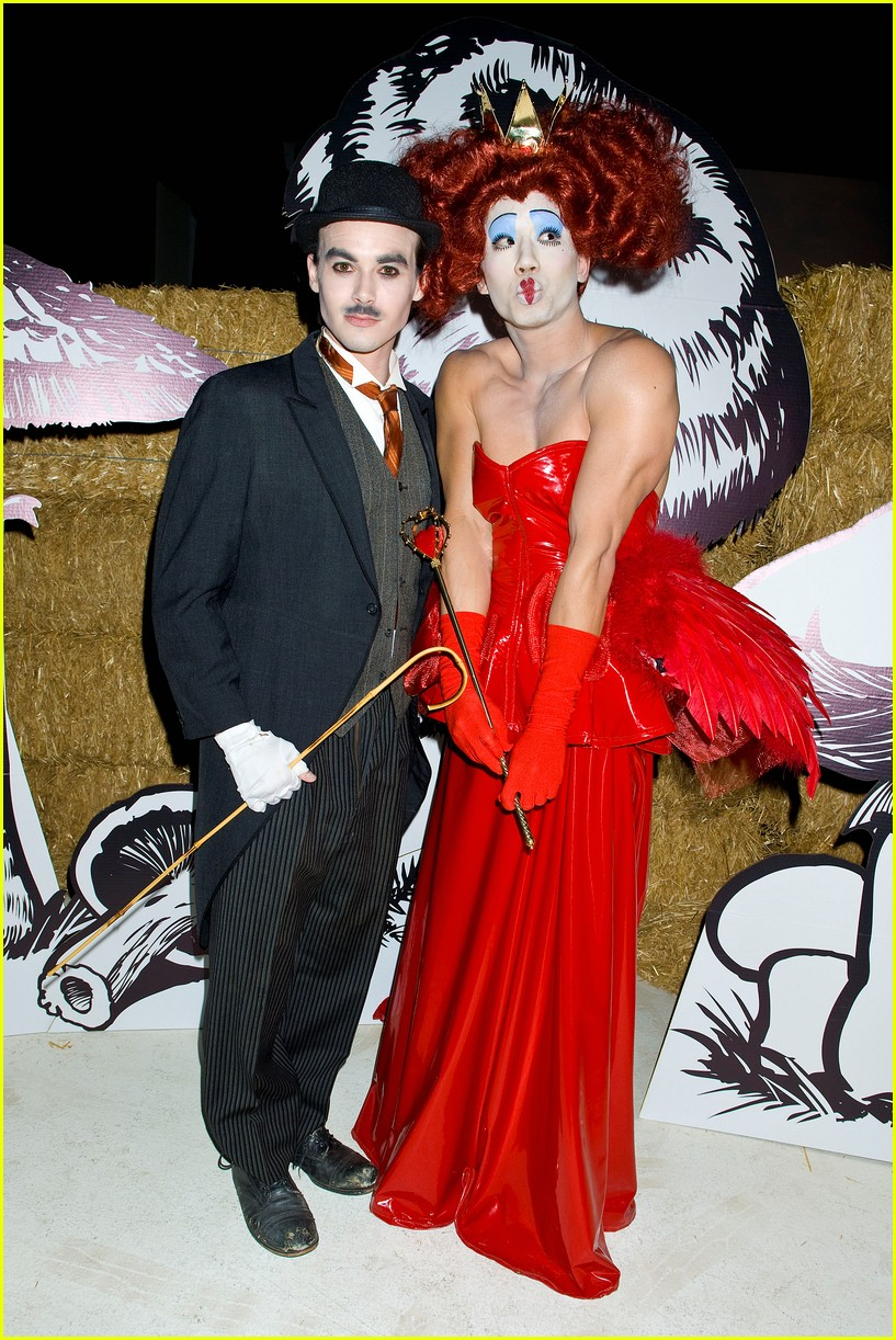 just jared halloween party 2012 443966851