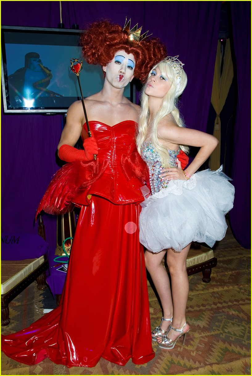 just jared halloween party 2012 563966863