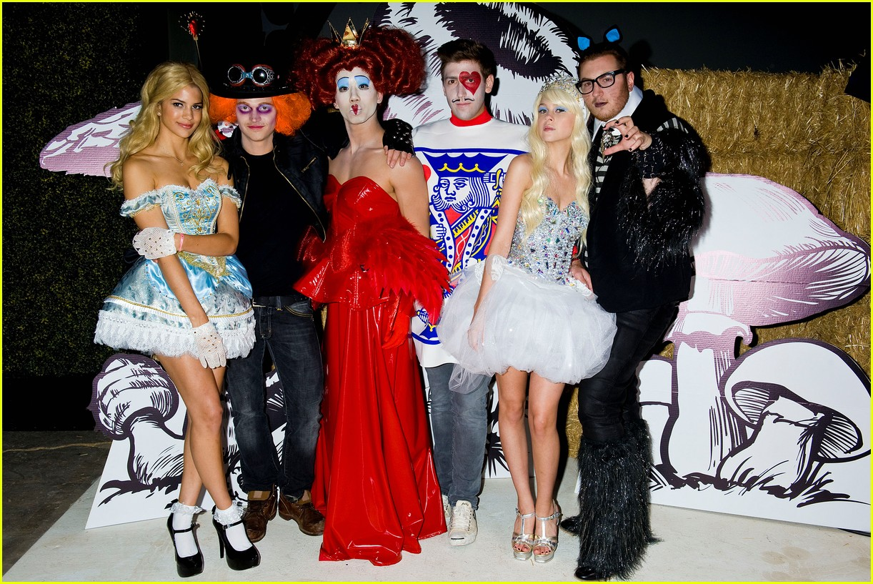 just jared halloween party 2012 573966864