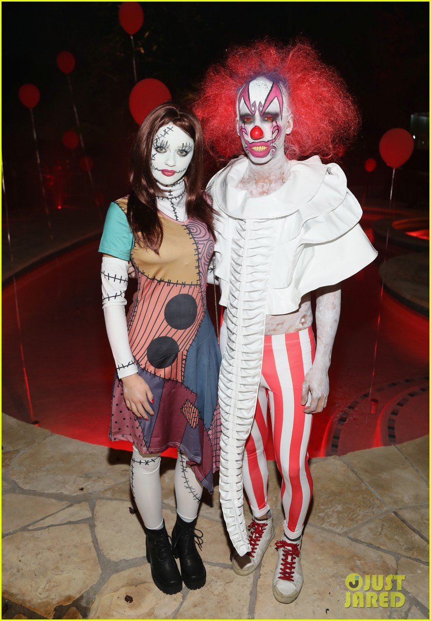 Joey King Channels Nightmare Before Christmas For
