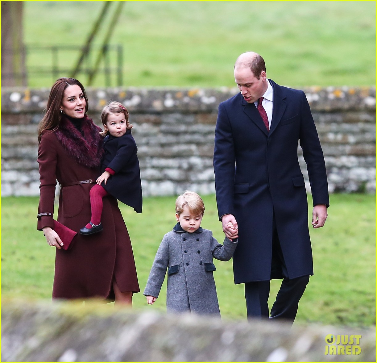 Kate Middleton & Prince William Reveal When Third Child Is