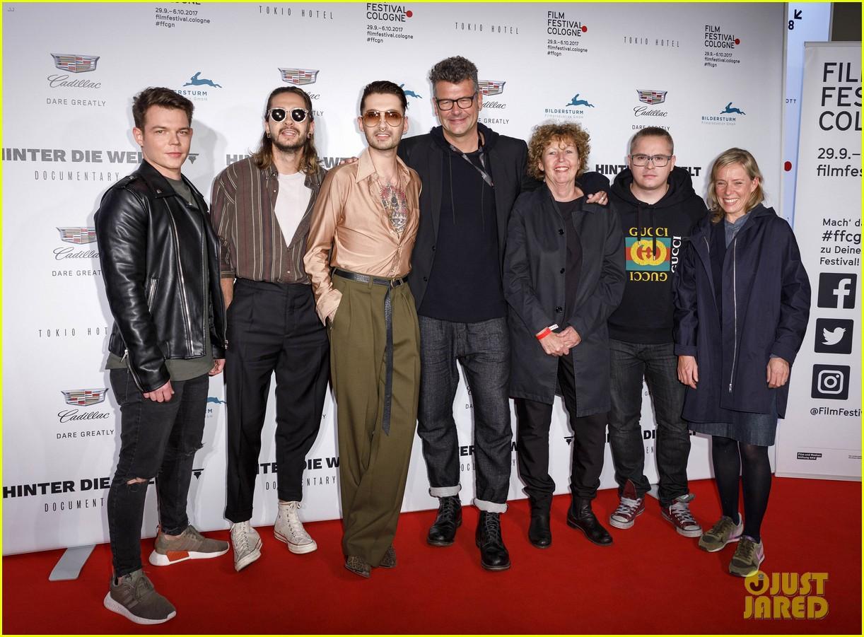 tokio hotels tom bill kaulitz premiere documentary at cologne film festival 2017 033968969