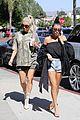 kim kourtney kardashian go shopping for baby essentials 18