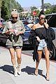 kim kourtney kardashian go shopping for baby essentials 22