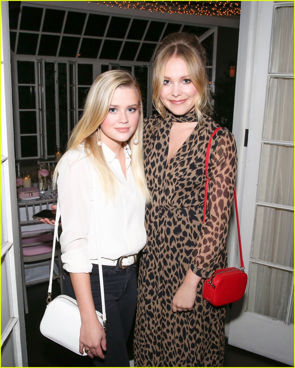 jaime king supports suki waterhouse and poppy jamie at pop and suki x nordstrom launch 023972145