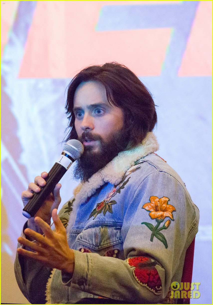 jared leto says hes never seen suicide squad i never did 083968934