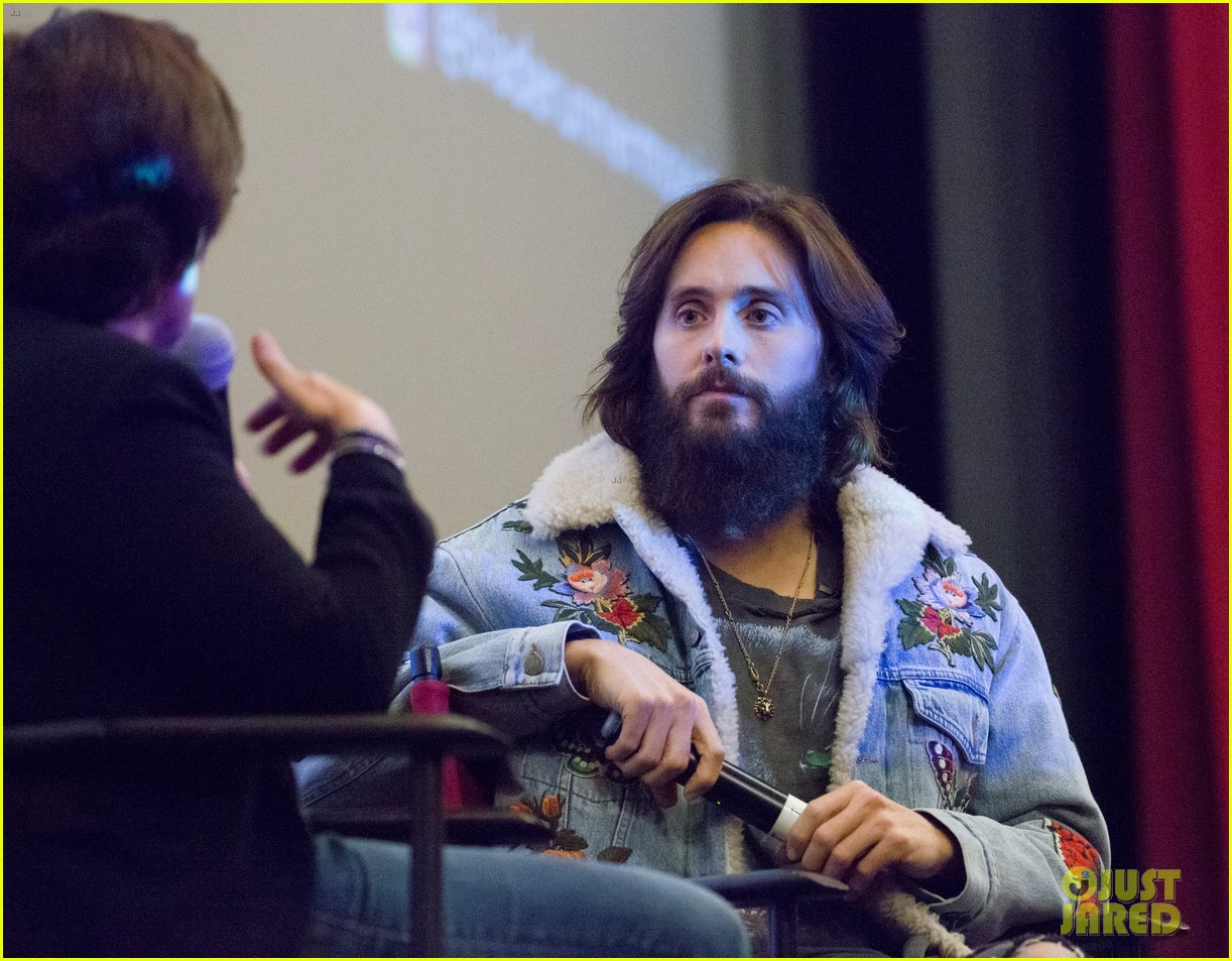 jared leto says hes never seen suicide squad i never did 093968935