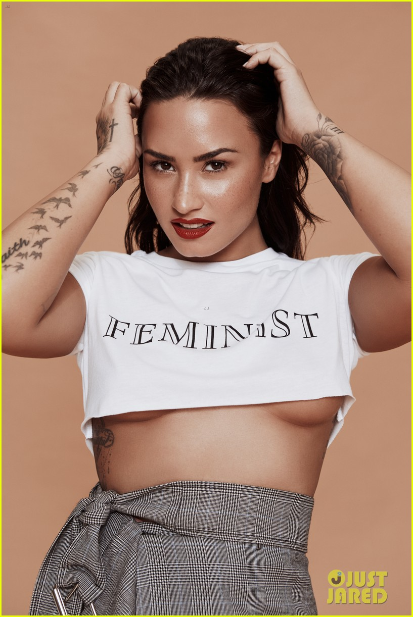 demi lovato tells notion mag she no longer has secrets that she has to hide 043967292