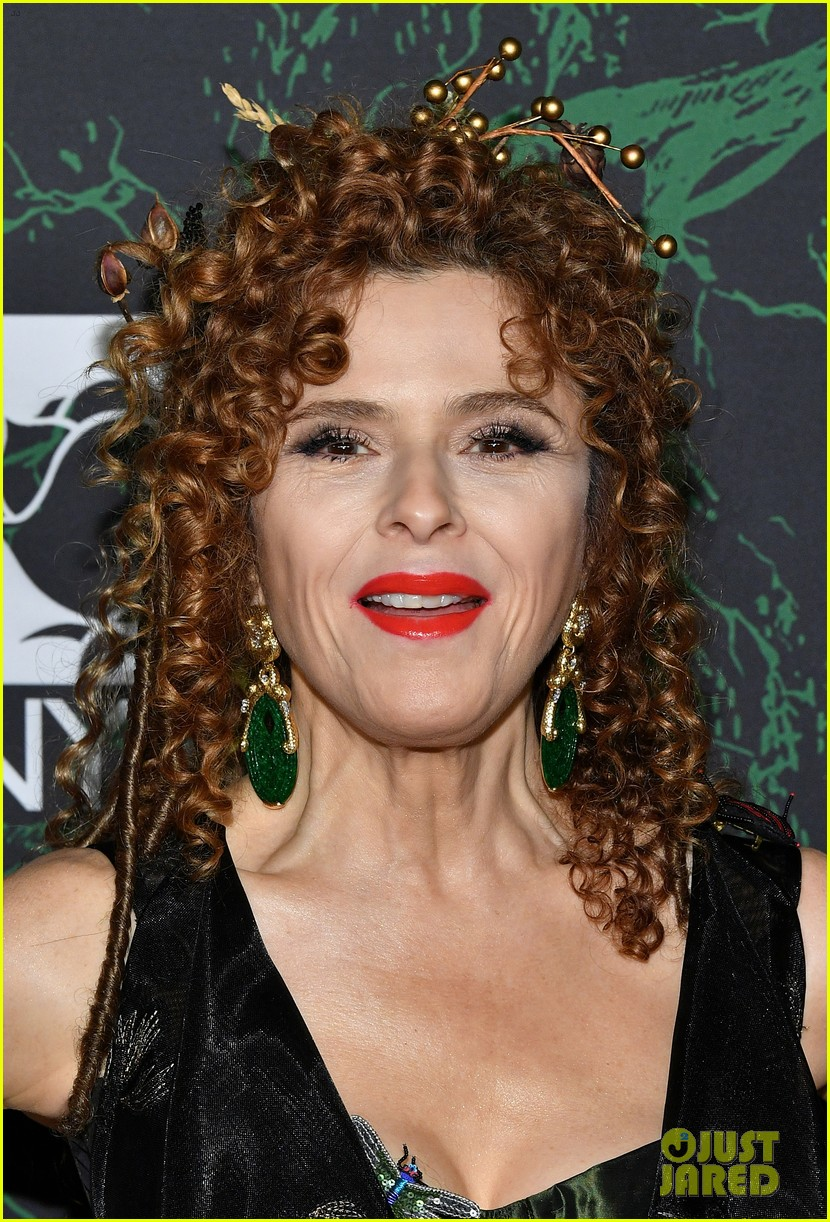 bette midler hulaween party 163980001