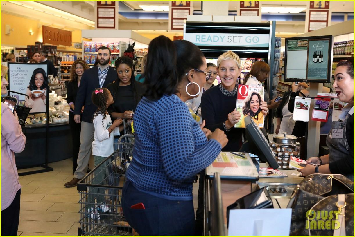 ellen degeneres takes oprah grocery shopping in hilarious video 013968145