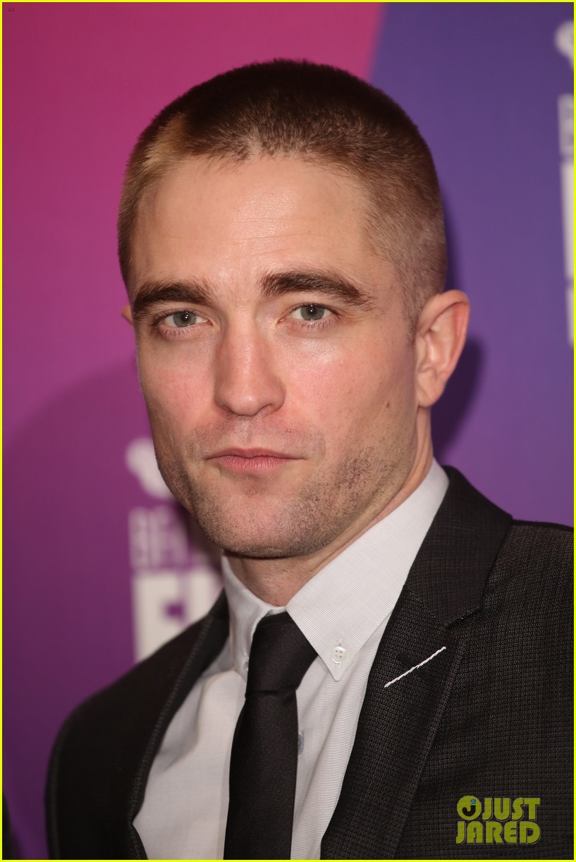 robert pattinson good time london screening 143968701