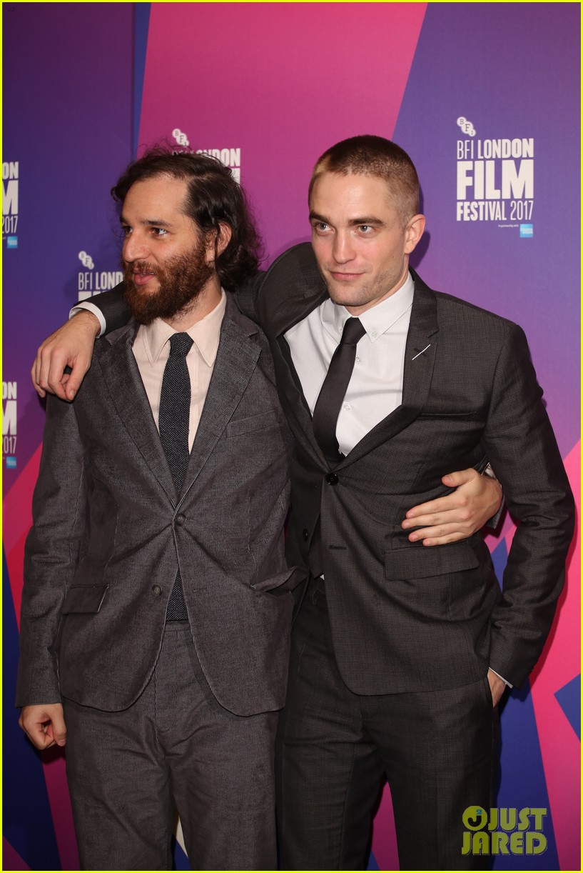 robert pattinson good time london screening 193968706