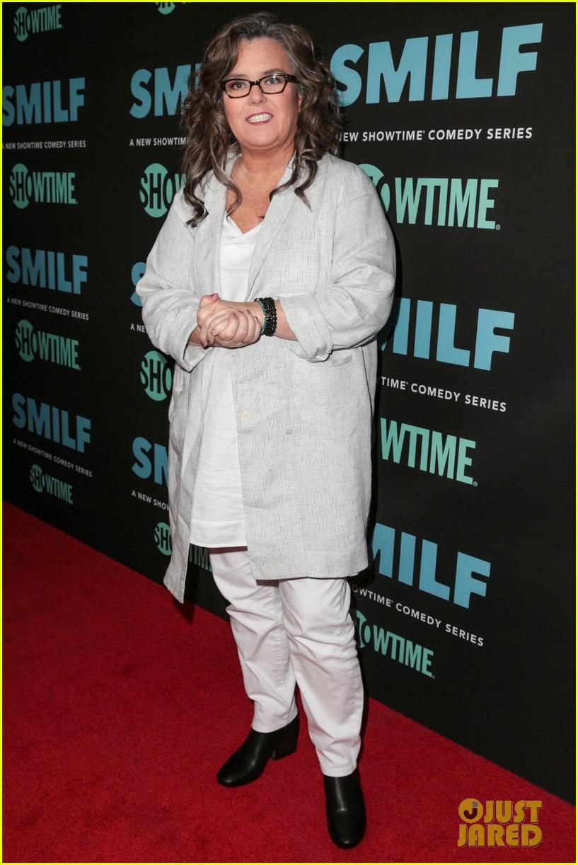 emmy rossum supports frankie shaw connie britton at smilf premiere 053970442