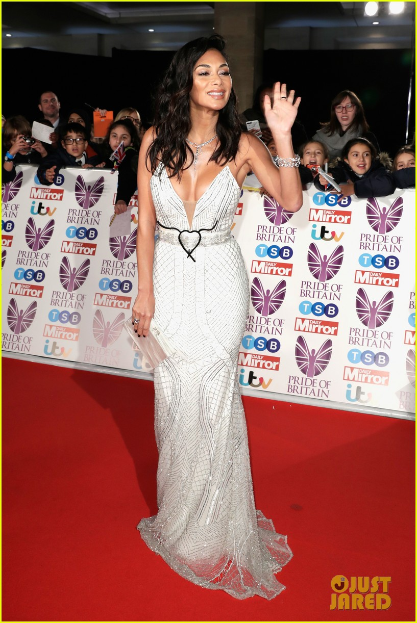 nicole scherzinger pride of britain prince william 013979970