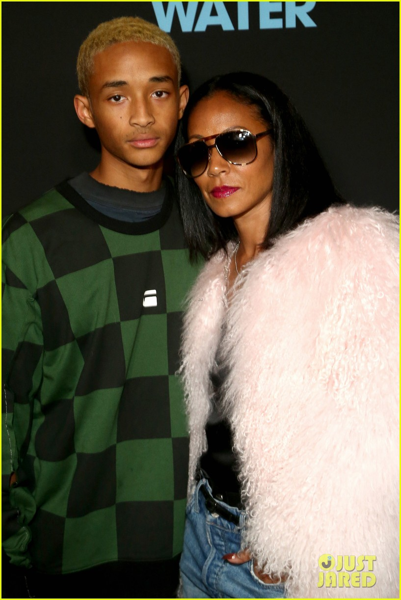 jada pinkett smith supports son jaden at umami burger impossible launch 053971419