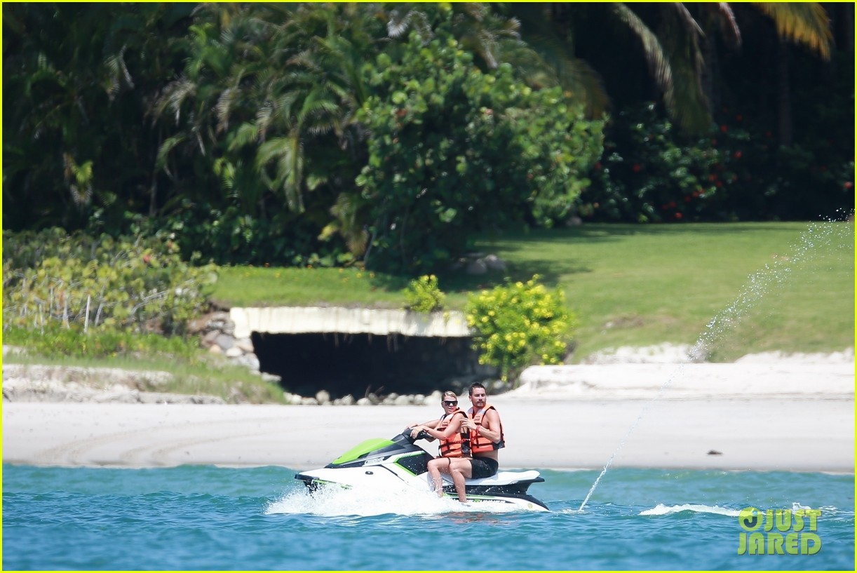 sofia richie scott disick pda filled jet ski ride 153967207