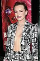 bella thorne ditches her bra for the babysitter premiere 01