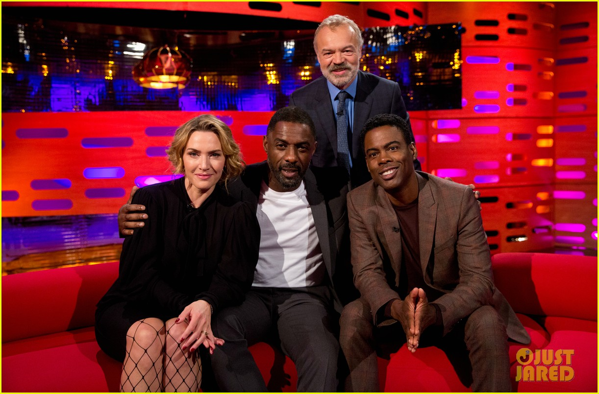 kate winslet reveals idris elba has a thing for feet on graham norton show 043969012