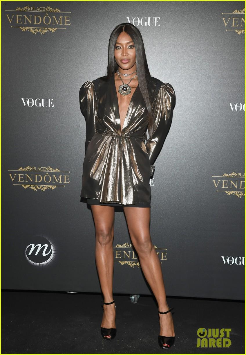 Fergie Paris Fashion Week