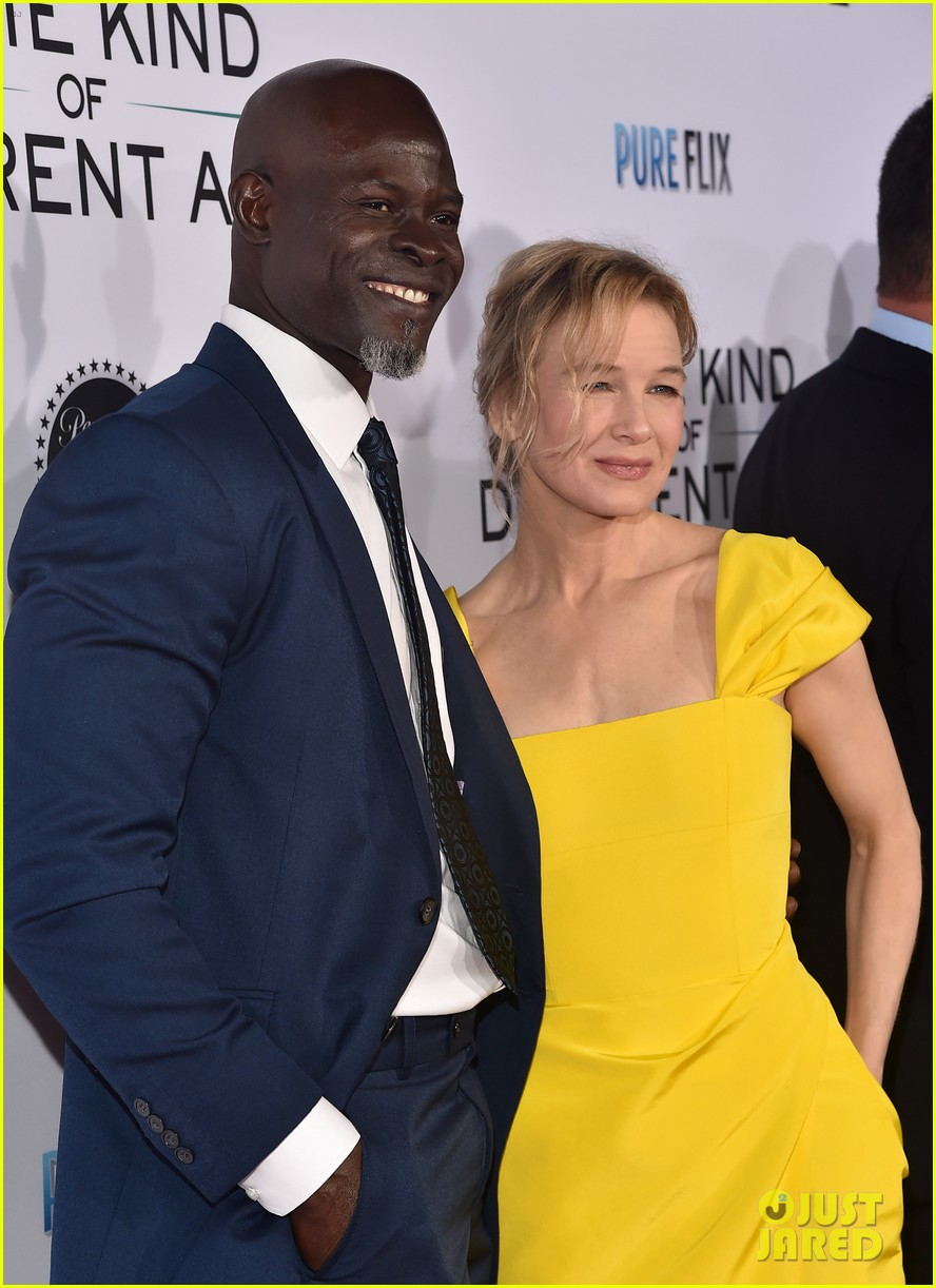 renee zellweger is pretty in yellow at same kind of different as me premiere 013971821