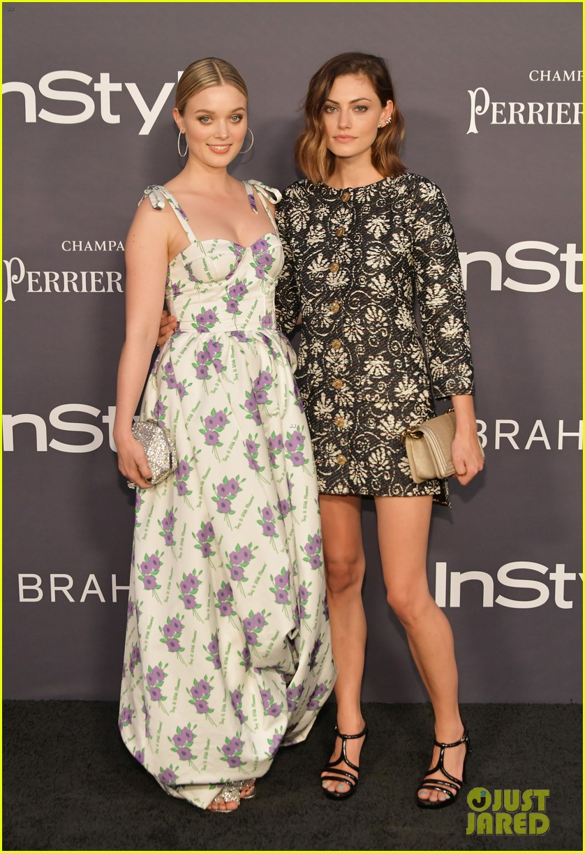 zendaya and elle fanning receive big honors at instyle awards 033976907