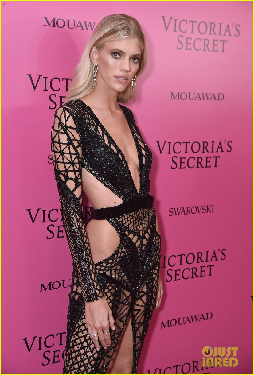 lily aldridge adriana lima candice swanepoel victorias secret fashion show after party 123990819