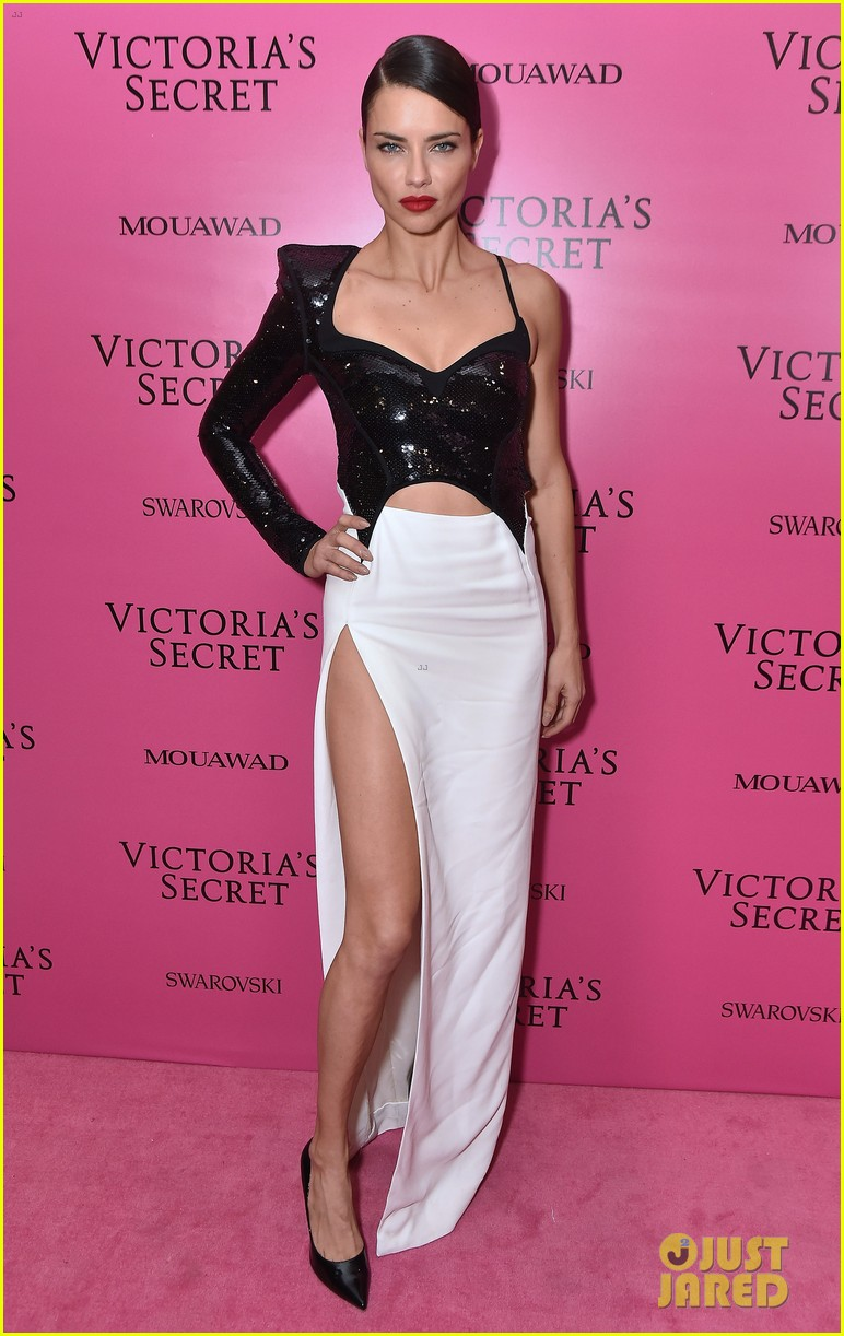 lily aldridge adriana lima candice swanepoel victorias secret fashion show after party 133990820