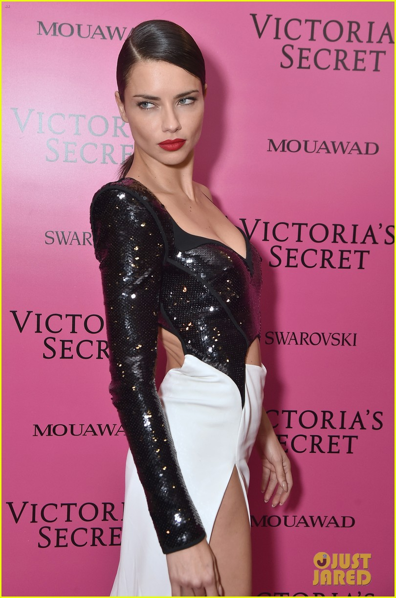 lily aldridge adriana lima candice swanepoel victorias secret fashion show after party 143990821